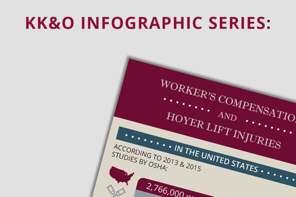 KK&O Infographic Series: Workers' Compensation and Hoyer Lift Injuries
