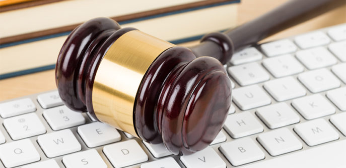 Gavel & Keyboard - Krasno Law Blog | Krasno Krasno & Onwudinjo